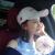 アルヤング帽子女性夏ハング帽韓国版カジュアル街の恋人学生刺繍太陽遮光夏野球帽ハートが白い【サイズ調節可能】