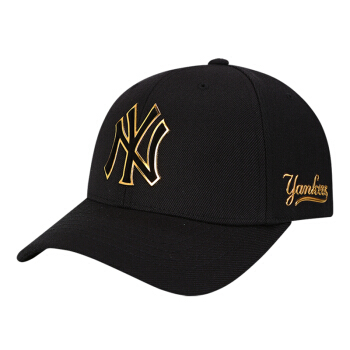 MLB野球帽男女通用恋人帽子男性韓国版モザックハック55 cm-59 cm調節できすます。