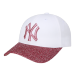 MLB子供野球帽Ny新款女童カジュアルには、軒先を明るくして遮光ハング帽の白いひさしNy 2(49 CM-51 CM)