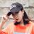 帽子男女春夏韓国版恋人ハッチファッションオールマイティー野球帽子男性夏カジュアル日焼け止め遮光帽4本