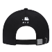 MLB美職棒韓国純正品男女カップルLAキャップ帽子帽子帽子ハンチンキャップが調整できます。クラシック純黒32 CP 85-07 L