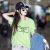美伦格野球帽男女韩国版の帽子ファン・ビィンは同じです。