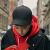 蔚夏野球帽子男士ハンチン帽女韓国版学生ヒップホップモデル恋人レジャーモデル四季屋外スポーツ遮光帽太陽帽子黒底黄花(調節可能)