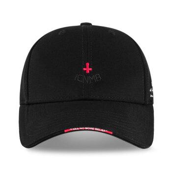 ラージサイズ:定番XL大サイズ野球帽男性ヘッドライト遮光帽子ハーンキング帽黒XL(60-62 cm)が調節できます。