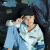 BABAMA 19年新作オリジナルファンシー野球帽春夏モデル6-12歳男児遮光帽ベビーハング帽子黒平均サイズ