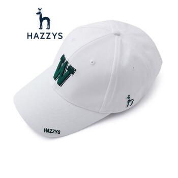 【ウィンターネットシリーズ】ハギスHAZYS 2019秋新品スポーツアウトドア男女通用野球帽AAASC 19 A 001ホワイトWT