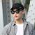 シgggi帽子男性秋冬天韓国版軍帽アウトドアキャップ綿質ワクハッチキャップ太陽遮光帽黒L(58-60 CM)キャップのサイズが調節できます。