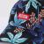 奴隷ザウダ帽の子供野球帽男ハングキャップの太阳の潮流春夏秋冬スッポン遮光登山钓り日よけカヌー绵洗の新品カネダ黒56-61 cmで调节します。