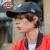 【デパートメント】ディック春夏ロゴステッチを貼って、野球帽とカジュアル帽子DK 007592黒を洗います。