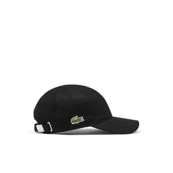 【ショッピングモール同種】LACOTEフランスワニ春夏カジュアル帽子ファッションシンプルで純色カジュアル帽子RK 9811 031/ブラック