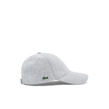 LACOTEフランスワニメンズ20春夏新型ファッション通気綿質カジュアル帽子男性RK 4713 N 1 CCA/灰色TU